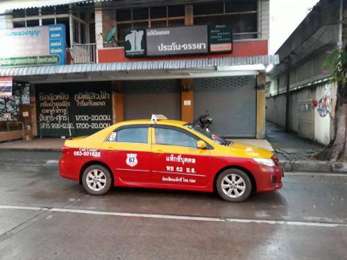 แท็กซี่เชียงราย